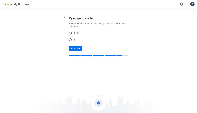 Google Business Profile Step 10