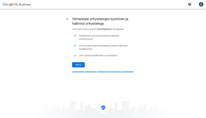 Google Business Profile Step 11