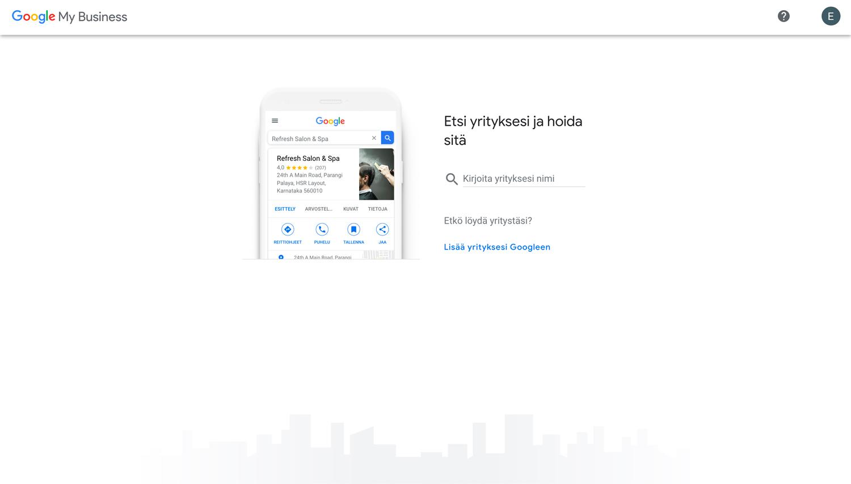 Google Business Profile Step 2