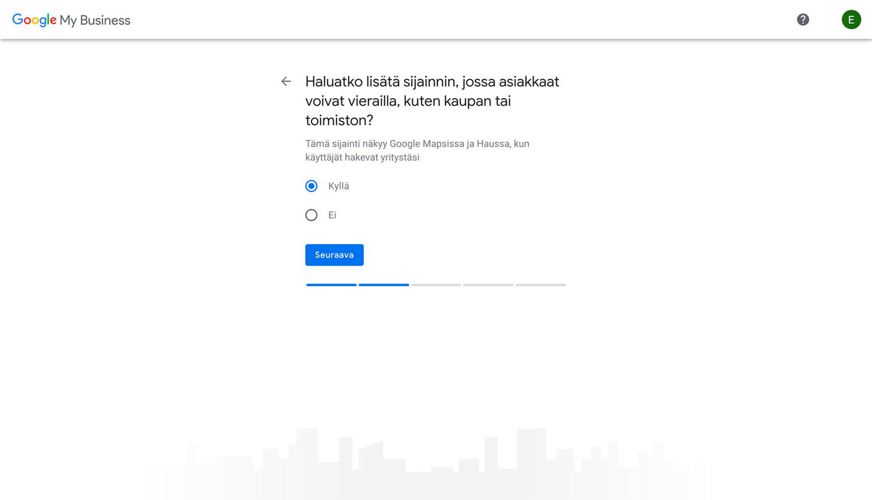 Google Business Profile Step 4