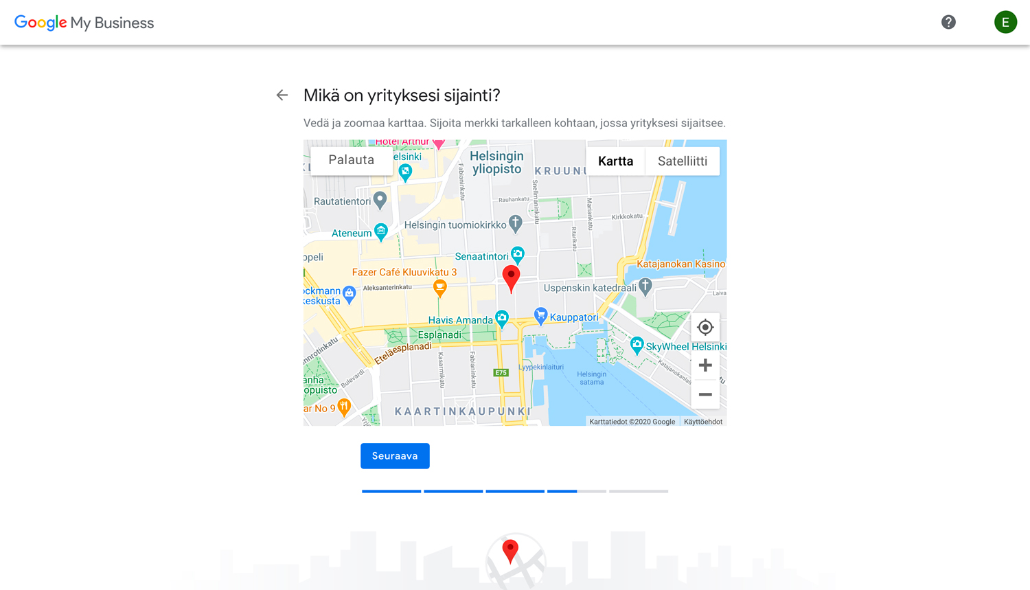 Google Business Profile Step 7