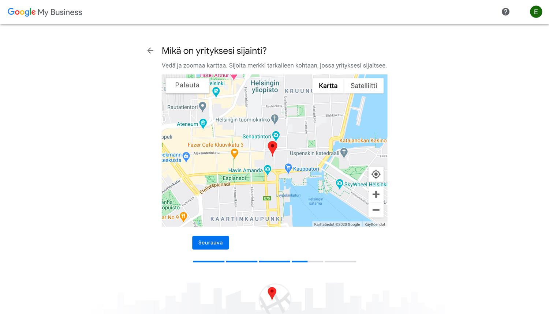 Google Business Profile Step 7