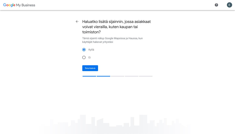 Google Business Profile Step 8